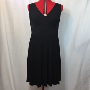 Lane Bryant Sleeveless Marilyn dress Sz 14/16 EUC
